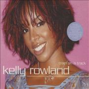 Click here for more info about 'Kelly Rowland - Train On A Track'