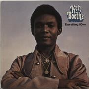 Click here for more info about 'Ken Boothe - Everything I Own - 1st'