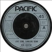 Click here for more info about 'Ken Boothe - Love Come Tumbling Down'