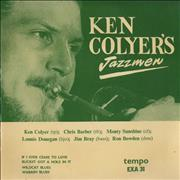 Click here for more info about 'Ken Colyer - Ken Colyer's Jazzmen EP'
