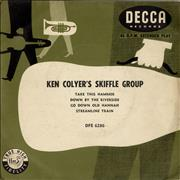 Click here for more info about 'Ken Colyer - Ken Colyer's Skiffle Group'