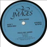 Click here for more info about 'Ken Dodd - Hold My Hand'