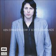 Click here for more info about 'Ken Stringfellow - Soft Commands'