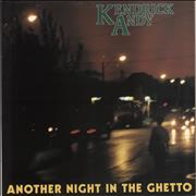 Click here for more info about 'Kendrick Andy - Another Night In The Ghetto'