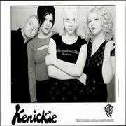 Click here for more info about 'Kenickie - At The Club'
