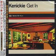 Click here for more info about 'Kenickie - Get In'