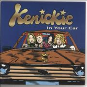Click here for more info about 'Kenickie - In Your Car'