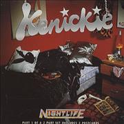Click here for more info about 'Kenickie - Nightlife - Part 1 & 2'