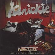 Click here for more info about 'Kenickie - Nightlife'