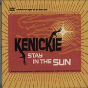 Click here for more info about 'Kenickie - Stay In The Sun - 2 CD set'