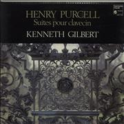 Click here for more info about 'Kenneth Gilbert - Henry Purcell: Suites Pour Clavecin'