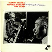 Click here for more info about 'Kenny Clarke - Francy Boland Big Band - At Her Majesty's Pleasure...'