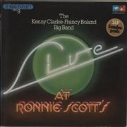 Click here for more info about 'Kenny Clarke - Francy Boland Big Band - Live At Ronnie Scott's'