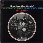 Click here for more info about 'Kenny Clarke - Francy Boland Big Band - Now Hear Our Meanin''