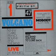 Click here for more info about 'Kenny Clarke - Francy Boland Big Band - Volcano - Live At Ronnie's'