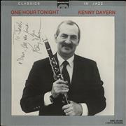 Click here for more info about 'Kenny Davern - One Hour Tonight - Autographed'