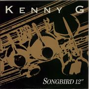 Click here for more info about 'Kenny G - Songbird'