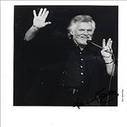 Click here for more info about 'Kenny Rogers & The First Edition - Autographed Publicity Photograph'