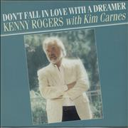 Click here for more info about 'Kenny Rogers & The First Edition - Don't Fall In Love With A Dreamer'