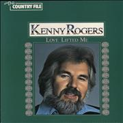 Click here for more info about 'Kenny Rogers & The First Edition - Love Lifted Me'