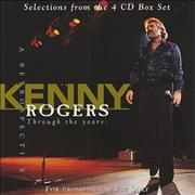 Click here for more info about 'Kenny Rogers & The First Edition - Selections From 'Through The Years''