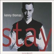 Click here for more info about 'Kenny Thomas - Stay'