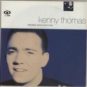 Click here for more info about 'Kenny Thomas - Thinking About Your Love'