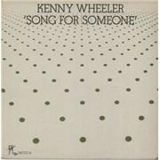 Kenny Wheeler Song For Someone UK vinyl LP