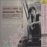 Click here for more info about 'Keri Noble - Let Go'