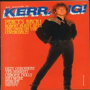 Click here for more info about 'Kerrang! Magazine - Kerrang! Magazine - Jan 88'