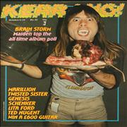 Click here for more info about 'Kerrang! Magazine - Kerrang! Magazine - Oct 83'