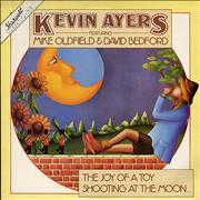 Click here for more info about 'Kevin Ayers - Joy Of A Toy / Shooting At The Moon'