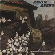 Click here for more info about 'Kevin Ayers - Whatevershebringswesing - 2nd - VG'