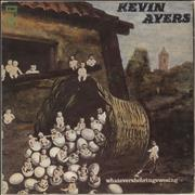 Click here for more info about 'Kevin Ayers - Whatevershebringswesing - 2nd'