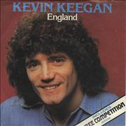 Click here for more info about 'Kevin Keegan - England'