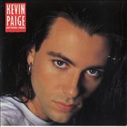Click here for more info about 'Kevin Paige - Anything I Want'
