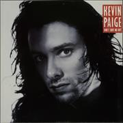 Click here for more info about 'Kevin Paige - Don't Shut Me Out'