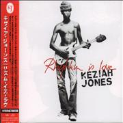 Click here for more info about 'Keziah Jones - Rhythm Is Love'