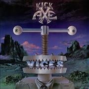 Click here for more info about 'Kick Axe - Vices'