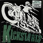 Click here for more info about 'Kickstarts - 4x12 - Green vinyl + CD'