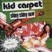 Click here for more info about 'Kid Carpet - Shiny Shiny New - 2x7