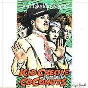 Click here for more info about 'Kid Creole & The Coconuts - Don't Take My Coconuts'
