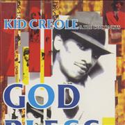 Click here for more info about 'Kid Creole & The Coconuts - God Bless You - Snapped Pack'