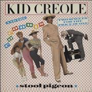 Click here for more info about 'Kid Creole & The Coconuts - Stool Pigeon - 2 x 7