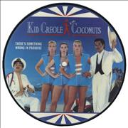 Click here for more info about 'Kid Creole & The Coconuts - There's Something Wrong In Paradise'