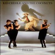 Click here for more info about 'Kid Creole & The Coconuts - Tour 1982'