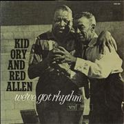 Click here for more info about 'Kid Ory And Red Allen - We've Got Rhythm'