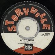 Click here for more info about 'Kid Ory - Savoy Blues'