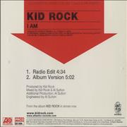 Click here for more info about 'Kid Rock - I Am'