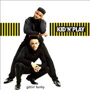 Click here for more info about 'Kid 'n Play - Gittin' Funky'